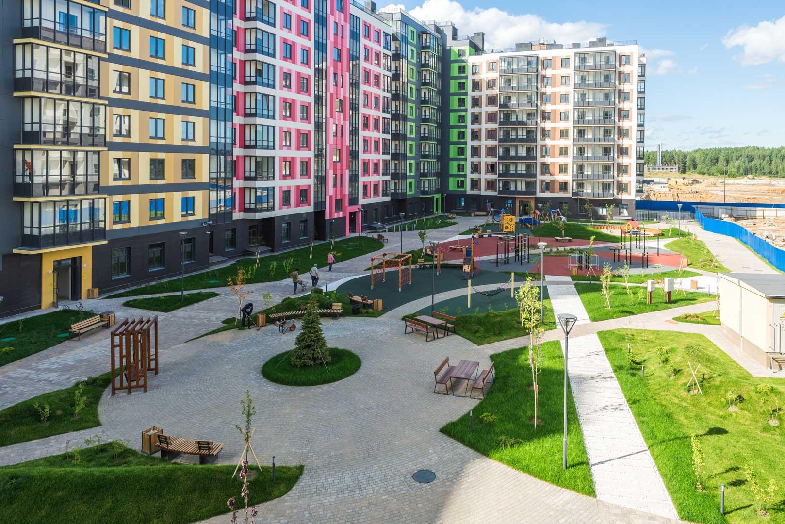 Жилой комплекс Янила Драйв